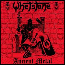 Whetstone-Ancient METAL (NEW * GER Epic Metal 1984 + 5 Bonus * Manowar * VALKYRIE)