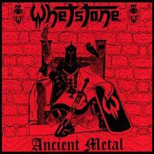 WHETSTONE - Ancient Metal (NEW*GER EPIC METAL 1984 + 5 BONUS*MANOWAR*VALKYRIE)