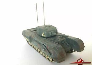 Corgi CC60103, Churchill Tank NA75 British Army To Squadr 51 Rtr Gothic Line 1: