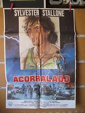 A1502 EL ACORRALADO RAMBO 1º film SYLVESTER STALLONE