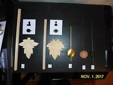 Pendel für Kuckucksuhr und Wandpendeluhren zur Auswahl
