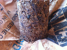 Organic African Black Soap per 50g (2oz) and 100g (4oz)