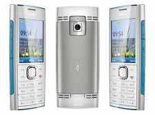Nokia x2-00 Silber Blau (Entsperrt) Smartphone