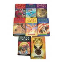 Harry Potter Original Book Set With Cursed Child First Edition J.K Rowling
