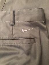 Nike Golf Dri Fit Pants Gray color Men's 36 x 32