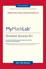 My math Lab code for Beginning Algebra: Mymathlab Kit by Pearson Education Staff