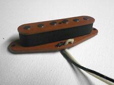 Stratocaster Frankenstrat VAN HALEN Red  Pickup A5 HandWound Qpickups Custom
