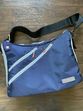 Columbia Navy Blue Dads / Mens Diaper Bag