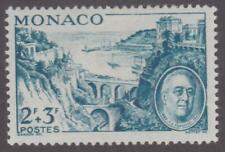 Monaco 1946 #B93  Harbor of Monte Carlo - MH