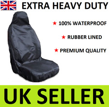 AUDI A4 AVANT EXTRA HEAVY DUTY CAR SEAT COVER PROTECTOR x1 / 100% WATERPROOF