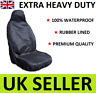 SUZUKI SPLASH HEAVY DUTY CAR SEAT COVER PROTECTOR x1 / 100% WATERPROOF