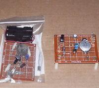 OTL transistor audio radio amplifier UNBUILT electronic learning DIY projec KIT
