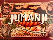 JUMANJI BOARD GAME FAMILY BOARD GAME KIDS/CHILDREN