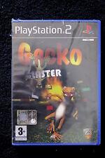 PS2 : GECKO BLASTER - Nuovo, risigillato ! Da Phoenix Games !