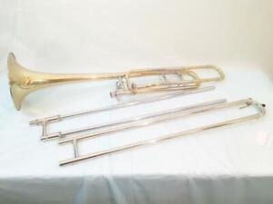 Musikwerks Bb/F Trigger Trombone-MB36BO-Open Wrap-Pro Quality-Great Price!