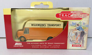 Lledo Days Gone TRACKSIDE DG174004 VA NODDY Van Wilkinsons transport livery