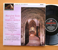 CSD 1415 Music Of The Service Temple Church Choir 1962 HMV Stereo EXCELLENT