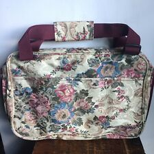 Vintage Freedom bag 3000 floral travel toiletry bag
