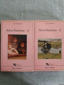Lev Tolstoj  - Anna Karenina  2 volumi