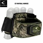 Carbon Paintball CC Harness - 5-Pack - Camo - S/M