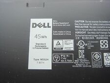 Dell Battery Primary 45whr 4C Lith Wd52h