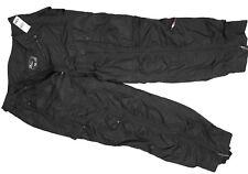 NEW Ralph Lauren RLX Cargo Ski & Snowboard Pants!  Large  Black  Waist = 35