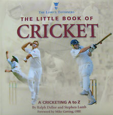 The Lord's Taverners: Little Book of Cricket: A Cricketing A to Z, Brand New.