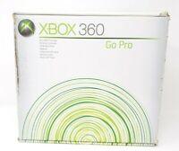 Microsoft Xbox 360 X360 Original White Console System BOX ONLY (NO CONSOLE)