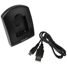 CARICABATTERIE Charger 5701 per Nikon Coolpix s700 s60 s570