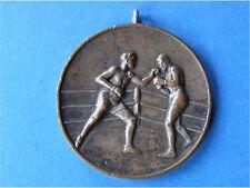 Alte Medaille Boxen 1935 F.V.Backnang Junioren Box Turnier