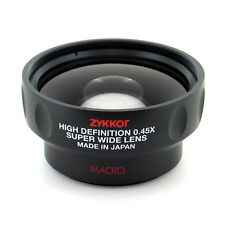 Wide Angle Lens for Canon 10D 30D 60D 5D 7D 1D 1000D