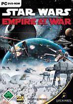 Star Wars Empire at War alemán en hardcasehülle guterzust.