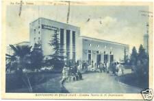 SANTERAMO IN COLLE - CINEMA TEATRO O.N.D. (BARI) 1940