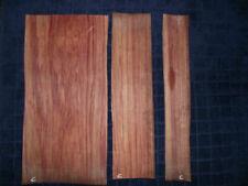 Panneaux de bois de rose de placage pour le bricolage