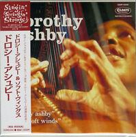 DOROTHY ASHBY-DOROTHY ASHBY & SOFT WINDS-JAPAN MINI LP CD C94