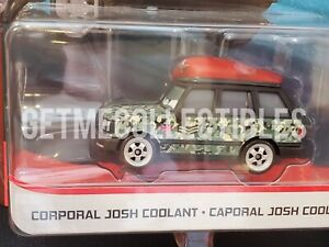 DISNEY PIXAR CARS CORPORAL JOSH COOLANT DELUXE 2020 SAVE 6% GMC