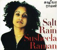 Susheela Raman Salt Rain CD 2005 Neuf/Unplayed