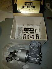 Webra Engine - Webra 61 RCG Gear Reduction RC motor - NIB