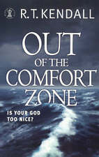 Out of the Comfort Zone: is Your God Too Nice?-ExLibrary