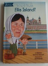 What Was Ellis Island?  Demuth, Patricia Brennan  - Vy gd condition Paperback