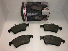 Front Brake Pads Opel Astra 1.8 16V G 98-05 Petrol 125HP 155.1x71.6mm