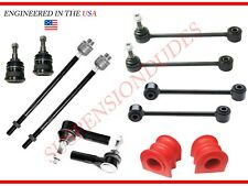12PC Suspension Kit FITS 2006-2010 Jeep Grand Cherokee Commander