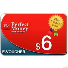 ?? 6$ PERFECT MONEY | KOD USD | POWER SELLER 1500+ KOMENTARZY | WYSY?KA DO 2 h.