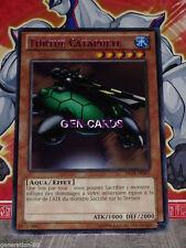 Carte YU GI OH TORTUE CATAPULTE TITRE ROSE DL18-FR001