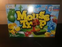 Hasbro Mousetrap Classic Children's & Family Board Game Ages 6