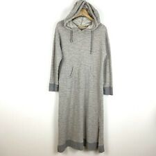 Soft Surroundings Lazy Days lounger long hooded Sweater PM