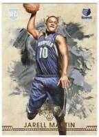 2015-16 Panini Court Kings RC SP II #164 Jarell Martin Grizzlies
