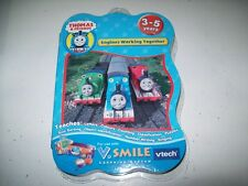 Thomas & Friends Engines Working Together For V.Smile Brand New Unopened.