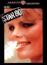 Star 80 DVD (1983) - Mariel Hemingway, Eric Roberts, Bob Fosse