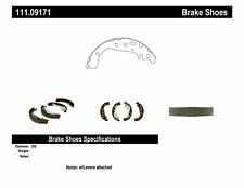 Brake Shoe Set  Centric Parts  111.09171